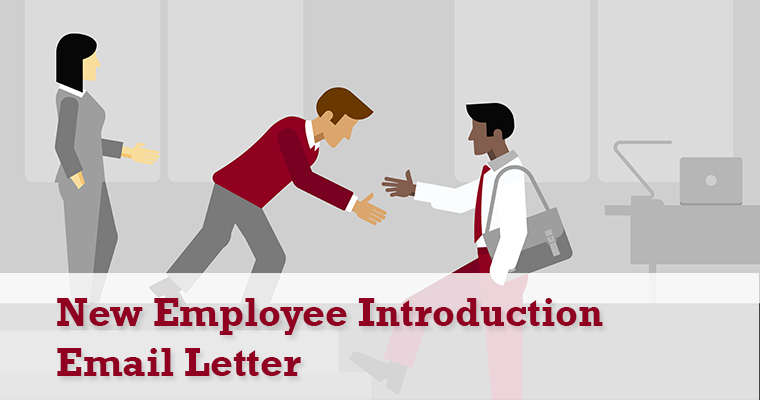 New Employee Introduction Email