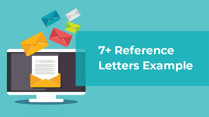 Reference Letters Example