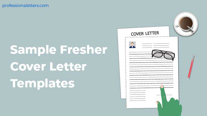 Sample Fresher Cover Letter