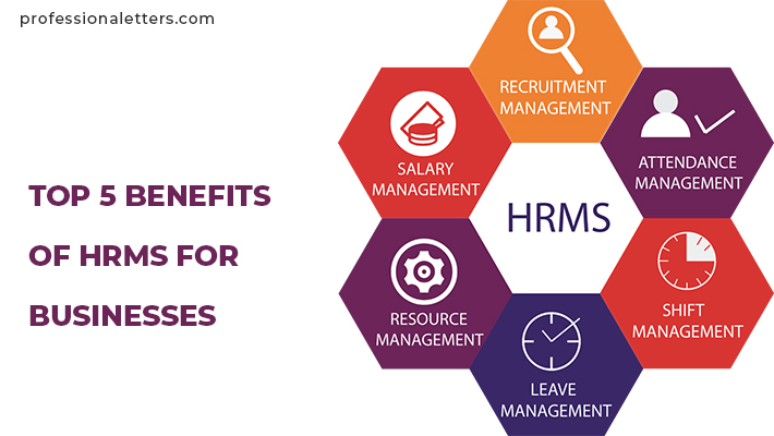 HRMS for businesses